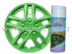 Жидкая резина цвет зеленый Rubber Spray 400мл. универсальное покрытие любой поверхности № 1