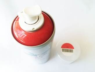 Жидкая резина в баллончике Сolor Dip цвет красный, 400ml.
