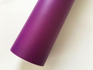 Фиолетовая самоклеющаяся виниловая пленка, Boduny ПВХ, 1.06м.