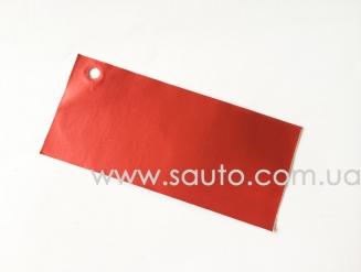 Матовый хром, цвет красный М2807