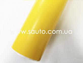 Желтая декоративная самоклеющаяся пленка, Boduny ПВХ, 1.06м.
