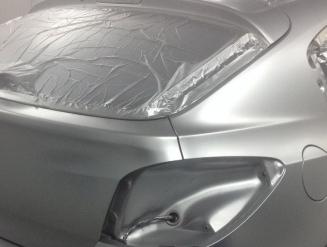 Жидкая резина цвет Хром Серебро Color Dip 400мл.