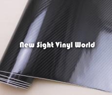 5D карбон пленка супер глянцевый 1,52м.