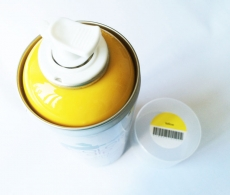 Жидкая резина в баллончике Сolor Dip цвет желтый, 400ml.