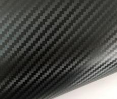 Пленка под карбон 3D Черный SENOF Тайвань