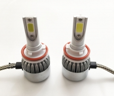 Светодиодные лампы Н11 для автомобиля 12v. 55W в противотуманки