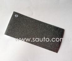 Пленка алмазная крошка супер глянец для автомобиля, цвет темное серебро М5810