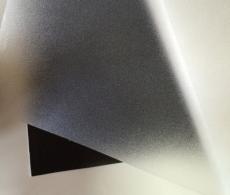 Пленка для оптики белая структурная Алмазная крошка