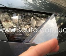 Защитная пленка для фар Skoda Octavia A7, 2013