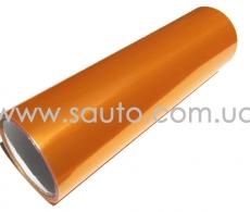 Оранжевая пленка для фар тонировка + защита