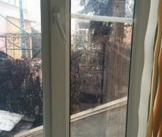 Защитная пленка для окон, прозрачная на стекла безосколочная 1,51м.