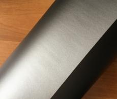 Серая матовая пленка на авто 1,52м., пленка серый мат графит