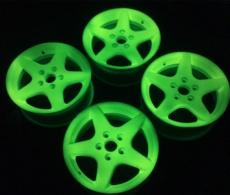 Светящаяся жидкая резина для автомобилей, фосфорная краска купить 400мл.
