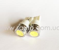 Автомобильная лампа T10, 1W